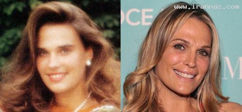 عکس های معروفترین زنان مانکن جهان قبل از شهرت!