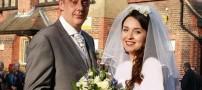 شوکه شدن مردم از اقدام عجیب یک عروس!! +عکس