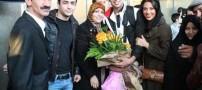 ازدواج بهترینهای والیبال تیم ملی ایران با هم +عکس