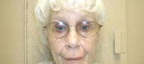 شما باور می کنید که این پیرزن مهربان یک … +عکس