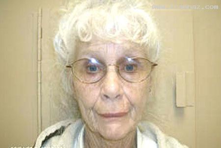 شما باور می کنید که این پیرزن مهربان یک ... +عکس ، www.irannaz.com