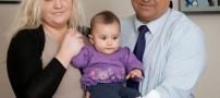 دختر 6 ماهه ای که مردم دنیا را مبهوت کرده! +تصاویر