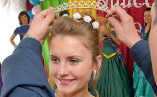 عکس های مراسم انتخاب زیباترین دختر زندانی روسیه ، www.irannaz.com