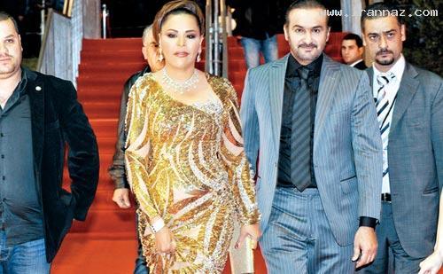 قیمت باور نکردنی لباس یک خواننده زن عرب!! +عکس