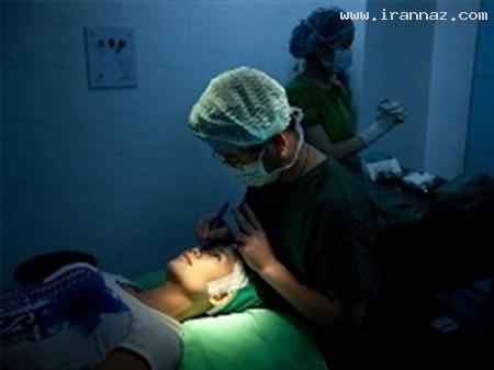 زنی که رکورد جراحی زیبایی جهان را شکست +عکس