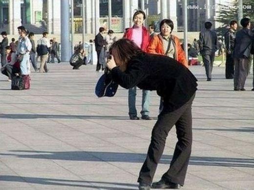 عکس های خنده دار و دیدنی از عکاس های حرفه ای