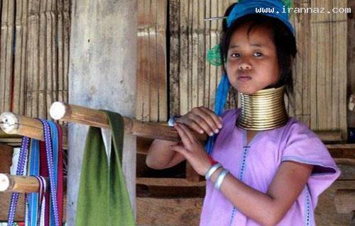 عکس های عجیب از زیباترین دختران از نظر مردم تایلند