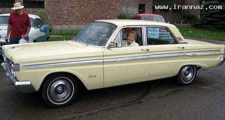 عشق بسیار عجیب زن آمریکایی به اتومبیلش +عکس
