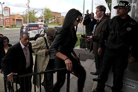 دستگیری و محاکمه شدن زیباترین دختر آمریکا+تصاویر