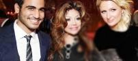 افشای رابطه پسر امیر قطر و بازیگر هالیوودی +عکس