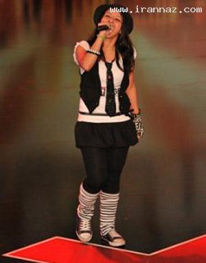 نخستین زنی که در عربستان خواننده رپ شد +عکس