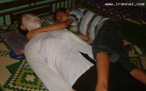 4 سال همبستری مردی با جسد همسر خود +تصاویر
