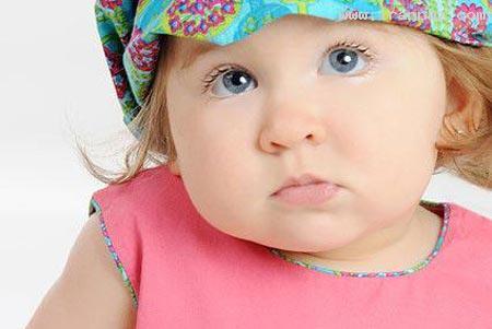شباهت جالب دختر نانسی به کودکی مادرش +تصاویر