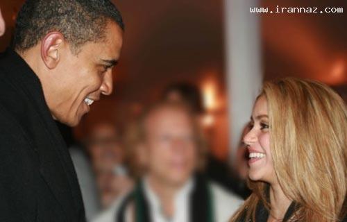 خواننده زن زیبا و مشهور که مشاور اوباما شد! +عکس