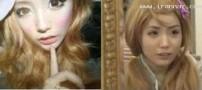 این دختر پس از 2 سال آرایش خود را پاک کرد! +عکس