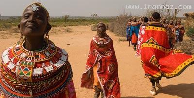 روستایی زنانه که هیچ مردی حق ورود ندارد!! +تصاویر