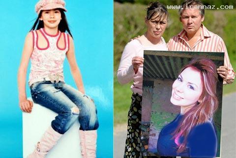 مرگ دختر زیبا و مدل 19 ساله از ترس چاقی!! +عکس