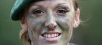 عکس هایی از سربازی که ملکه زیبایی انگلستان شد!