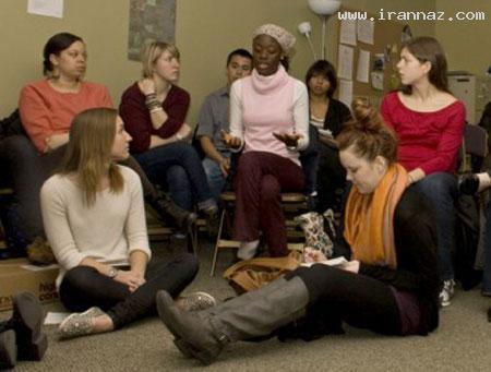 تجاوز دست جمعی به دانشجویان دختر آمریکا! +عکس