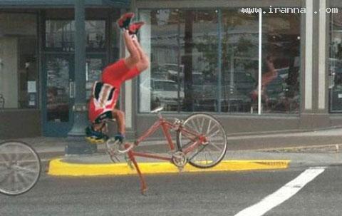 عکس های بسیار خنده دار از بدشانس ترین انسان ها ، www.irannaz.com