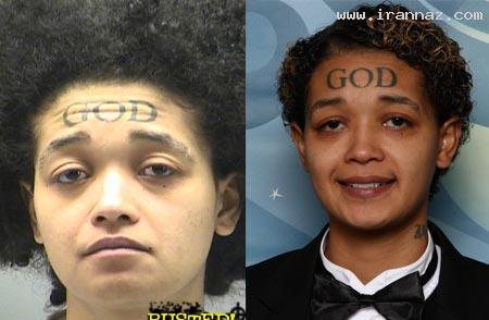 دستگیر شدن دختری که خود را نماینده خدا می داند!
