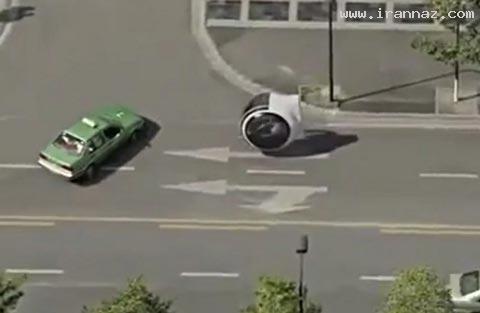 خودروی عجیب چینی همه را شگفت زده کرد +تصاویر