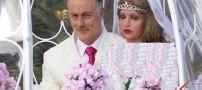 ازدواج جنجالی مردی با 9 زن مصنوعی !!+ عکس