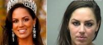دستگیری ملکه زیبایی آمریکا به جرم حمله به نامزدش