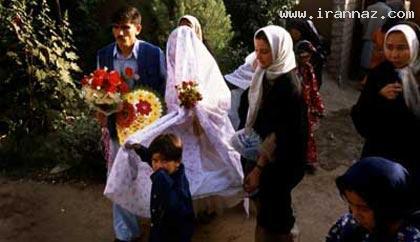 عروس های زیر 10 سال در افغانستان! +تصاویر عجیب