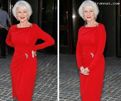 زنی 66 ساله برنده خوش اندام ترین زن جهان! +عکس ، www.irannaz.com