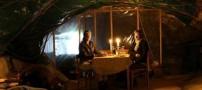 غارنشینی زنان فرانسه برای فرار از اشعه ها! +عکس