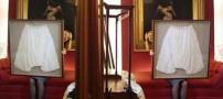 حراج لباس زیر ملکه انگلستان برای دومین بار! +عکس