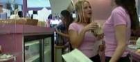 استفاده از دختران خوش اندام در رستورانهای انگلیس