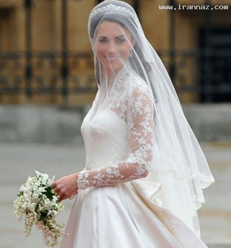 سرشناس ترین ولی امل ترین عروس در جهان +عکس