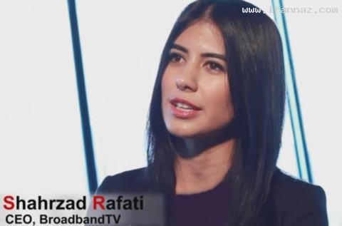 دختر ایرانی در فهرست خلاق ترینهای دنیای تکنولوژی!