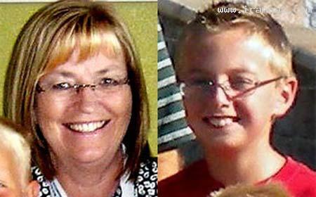 فوت مادر بزرگی قهرمان بخاطر نجات نوه خود!! +تصاویر