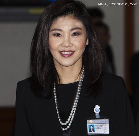 زیباترین خانم سیاستمدار تایلند یک مرد است +عکس