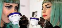 قیمت عجیب فنجانی که لیدی گاگا در آن چای نوشیده!