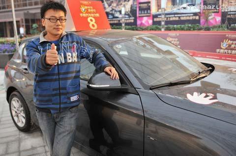 87 ساعت تحمل باورنکردنی برای بردن BMW +عکس