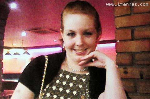 زنی که همسر خود را تا حد مرگ کتک میزند!! +تصاویر