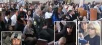 جنجالی که پس از مرگ سرباز 3 زنه برپا شد! +عکس