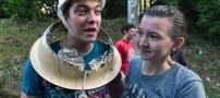 عجیب و خنده دارترین جشن فارغ التحصیلی (تصویری)