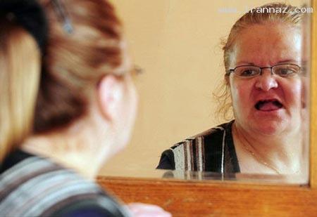 15 هزار پوند هزینه لبخند این زن شده است!! +تصاویر