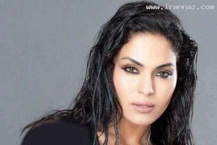 جنجال عکس برهنه بازیگر زن روی جلد مجله!! +تصاویر