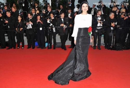 رتبه باورنکردنی لباس لیلا حاتمی در جشنواره فیلم کن