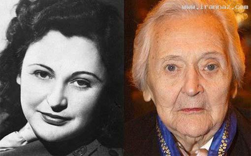 هیتلر برای سر این خانم 2 میلیون دلار جایزه گذاشت!! ، www.irannaz.com