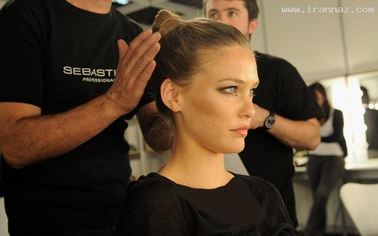 عکسهای زیبا و جذاب ترین زن مانکن جهان سال 2012