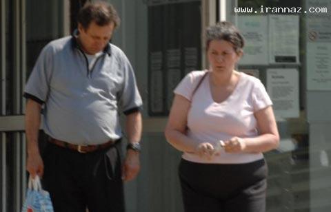 رابطه نامشروع یک زن 57 ساله با فرزند خود!! +عکس