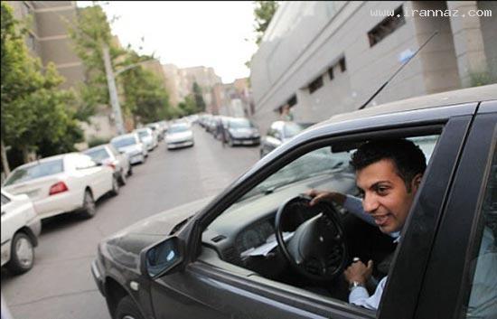 عادل فردوسیپور چه ماشینی سوار میشود؟ +عکس