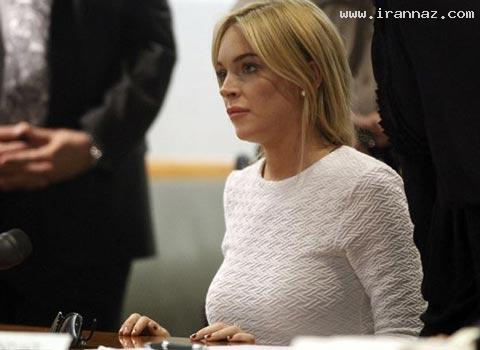 بازداشت دختر مشهور و ثروتمند هالیوود بخاطر دزدی!!